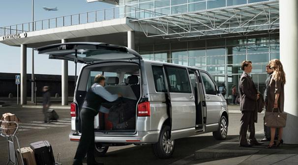 Dowozimy pasażerów na lotniska i terminale promowe - Dania, Belgia, Holandia